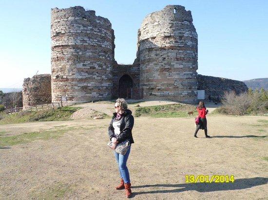 Bosphorus Strait: старая крепость