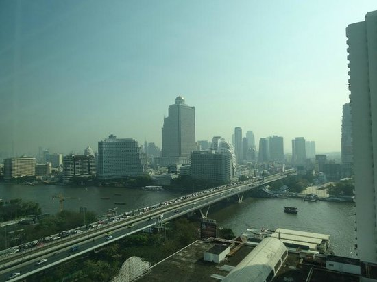 TheRiverSideBangkok Elegant Apartments: View from Hibiscus apartment