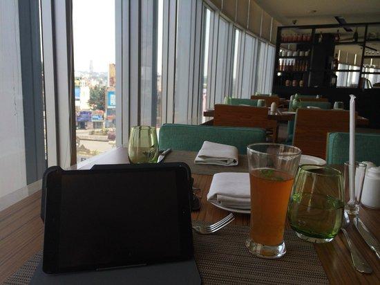 Fairfield by Marriott Bengaluru Rajajinagar: View from the Restaurant