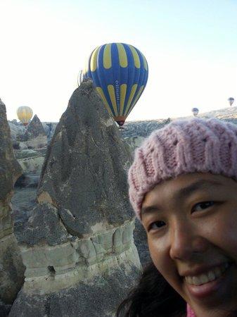 Turkiye Balloons: From sabayon malaysia wong s j