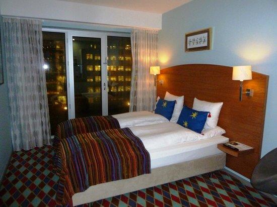 Tivoli Hotel: Zimmer