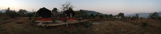 Camp Temgarh: The Swiss Tents