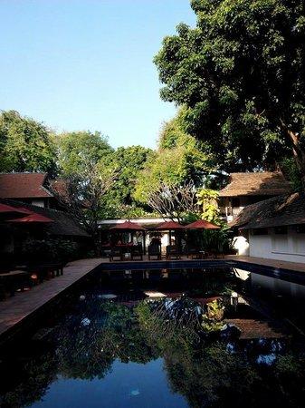 Tamarind Village: 景觀