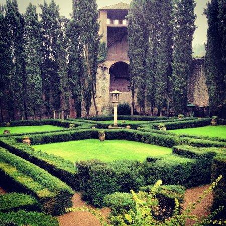 Hotel Villa Casagrande: garden