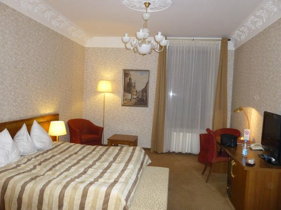 Artis Centrum Hotels: комната