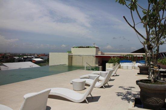 Atanaya Hotel : rooftop pool