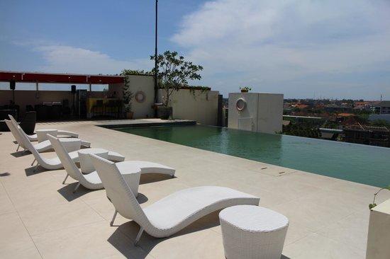 Atanaya Hotel: rooftop pool 2