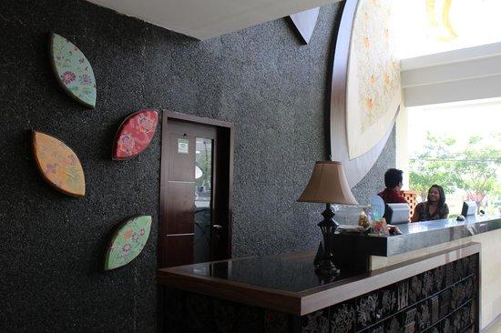 Atanaya Hotel: Lobby
