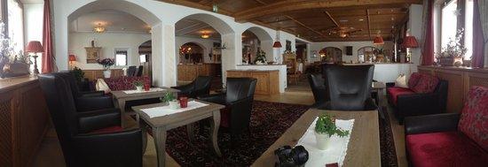 Hotel Alpenhof Hintertux: Hotelbar/Lounge