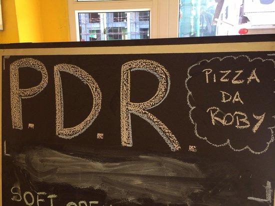 PDR - Pizza da Roby: Board