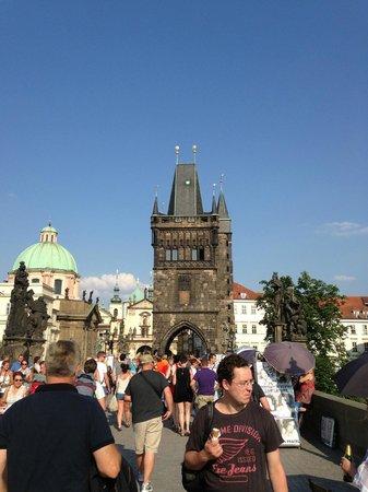 Hotel UNIC Prague: Beautiful Prague