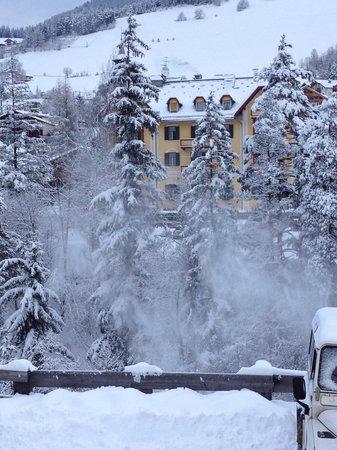 Hotel Monte Sella: paesaggio da sogno!!