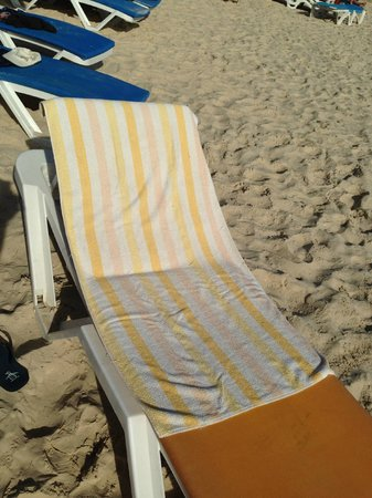Marhaba Royal Salem : Beach Towels????