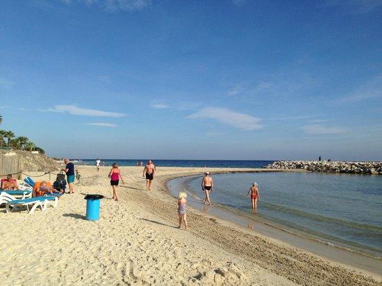 Marhaba Royal Salem : Beach