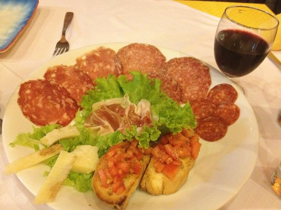 La Piazzetta - Antichi Sapori: Закуска