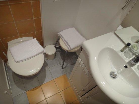 Hotel Roma Sacre Coeur: chambre 308