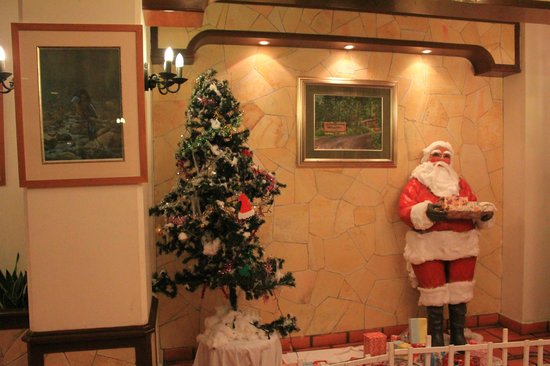 Shahzan Inn Fraser's Hill: Hotel lobby