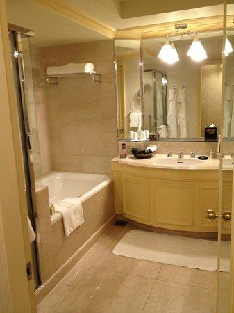 Hotel Chinzanso Tokyo : bathroom