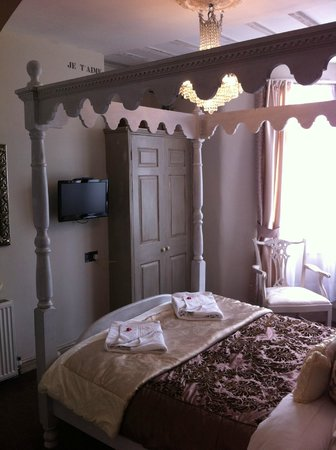 Four Poster Bed Hotels Brighton