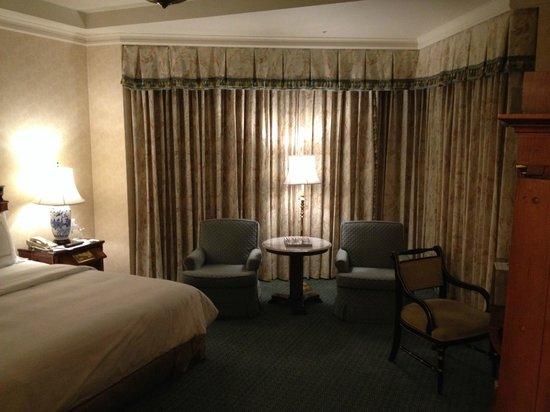 Hotel Chinzanso Tokyo : room