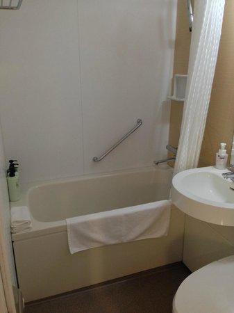 Hotel Resol Trinity Kanazawa : Bathrrom