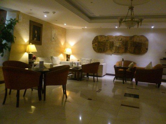 RUM Hotels - Al Waleed: Холл
