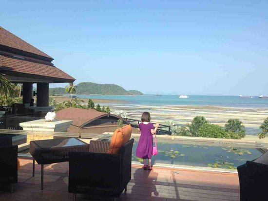 Pullman Phuket Panwa Beach Resort: View from the Lobby