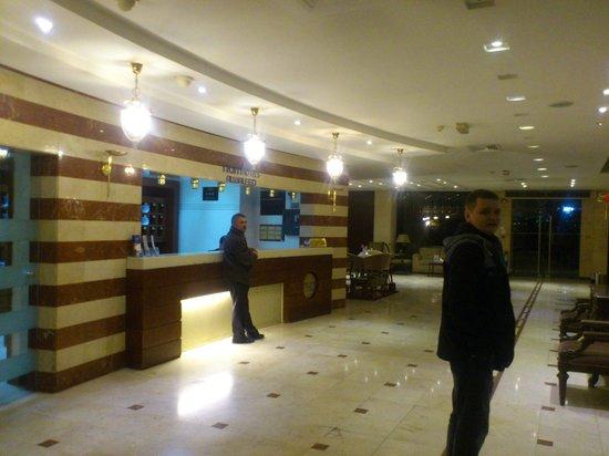 RUM Hotels - Al Waleed: Ресепшн