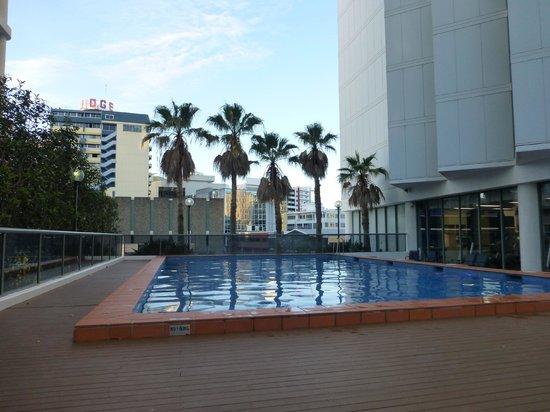Novotel Brisbane: The lovely pool
