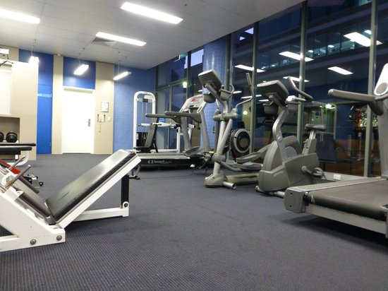 Novotel Brisbane: The gym
