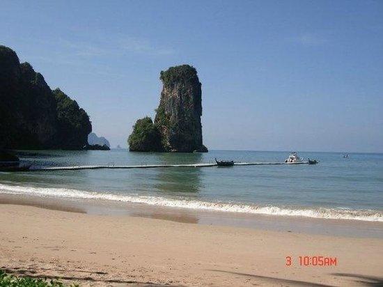 Centara Grand Beach Resort & Villas Krabi: view from the room
