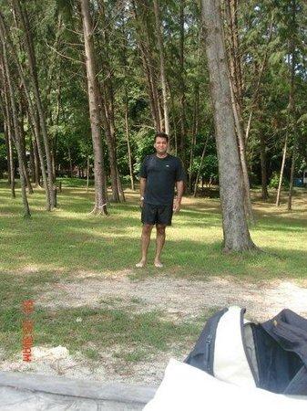 Centara Grand Beach Resort & Villas Krabi: bamboo island