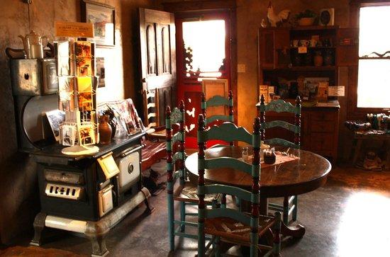 San Marcos Cafe Santa Fe New Mexico