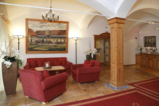Hotel Obermaier: Foyer