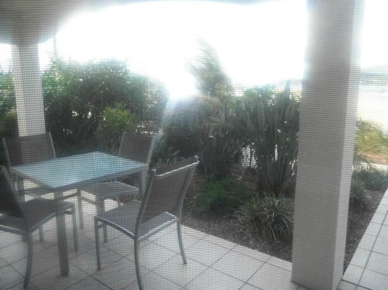 Portside Whitsunday : view from bedroom