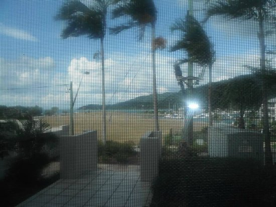Portside Whitsunday: view from living room