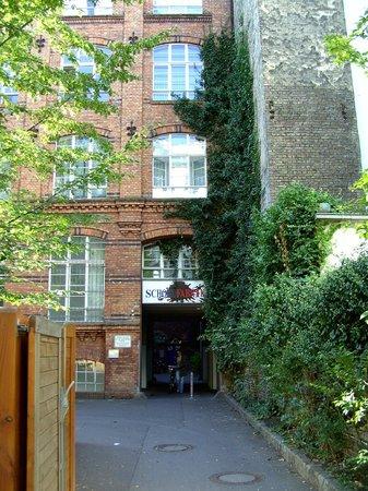 Schokofabrik hotel bild von berliner zimmer schokofabrik berlin tripadvisor - Berliner zimmer ...