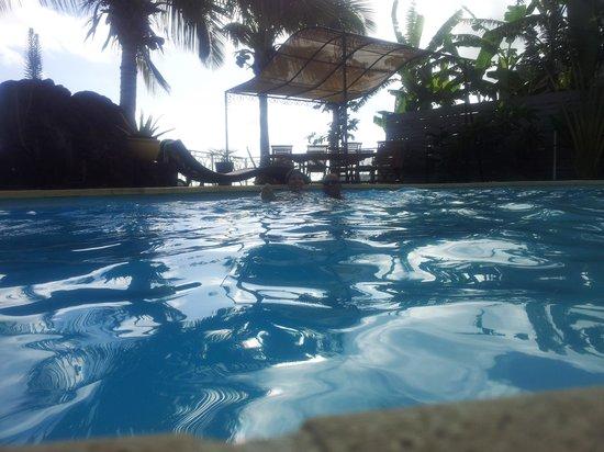 La Boheme: la piscine