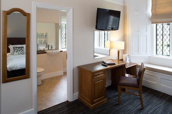 Thornbury Golf Lodge : Bathroom
