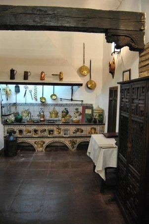 Restaurante Casa Palacio Bandolero: una sala del restaurnate