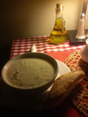 Warsztat : Sopa de queso