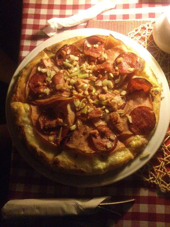 Warsztat : Pizza