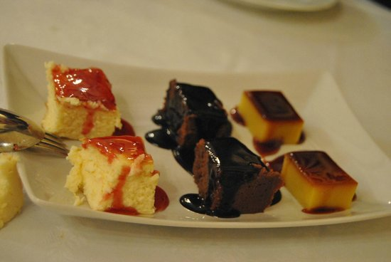 Restaurante Casa Palacio Bandolero: postre
