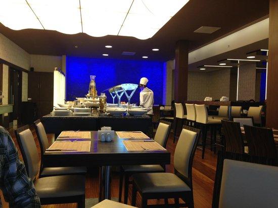 Richmond Hotel Istanbul: sala colazione