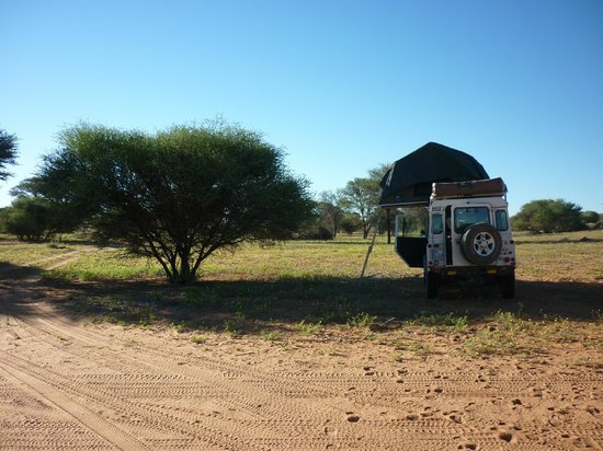 South Africa 4x4: Our defender in the bush/2