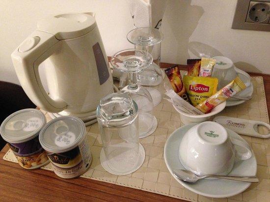 Richmond Hotel Istanbul: set colazione-break