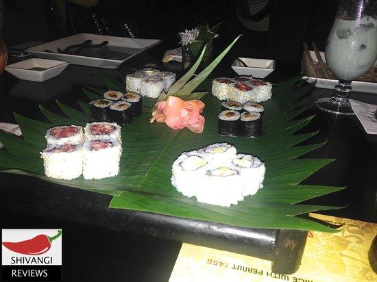 Shiro: Sushi