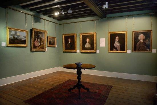 Gainsborough's House: Gainsborough's time in Ipswich