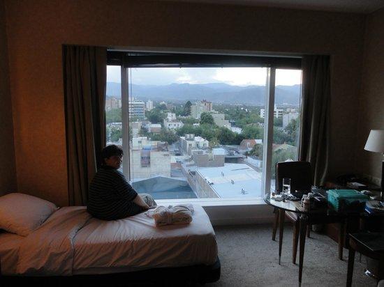 Park Hyatt Mendoza: Suite com vista para os Andes