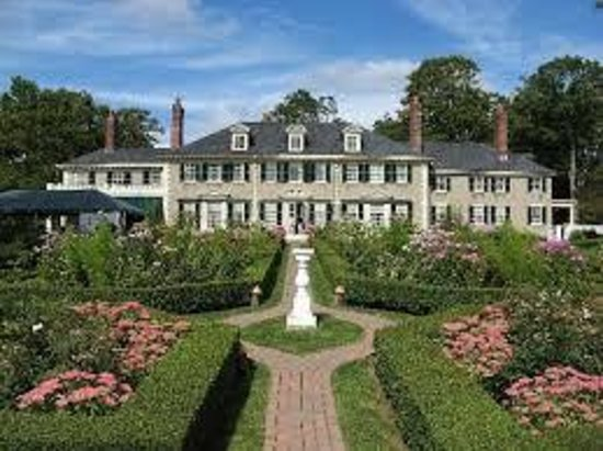 Hildene, The Lincoln Family Home : Exquisite gardens...